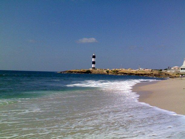 A beautiful Port and Beach Diu